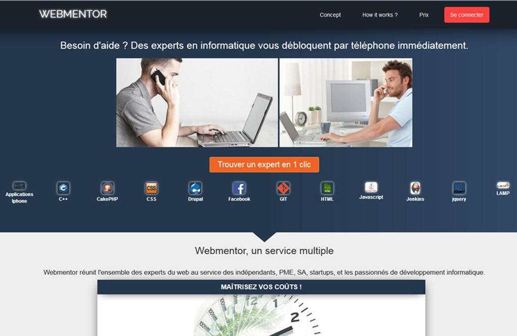 Web Mentor