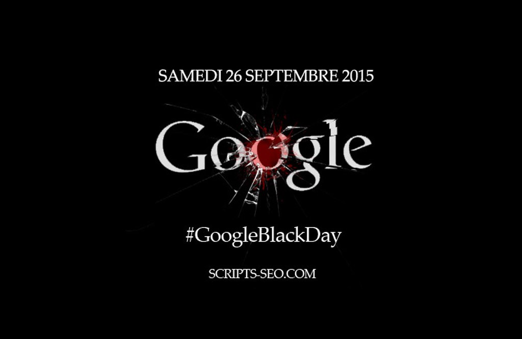 Google Blackday, le retour !