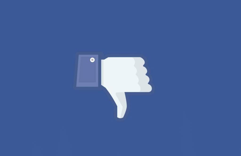Facebook bloque accidentellement la publication de certains posts