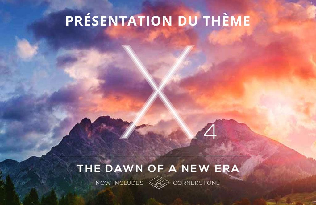 presentation-x thème wordpress