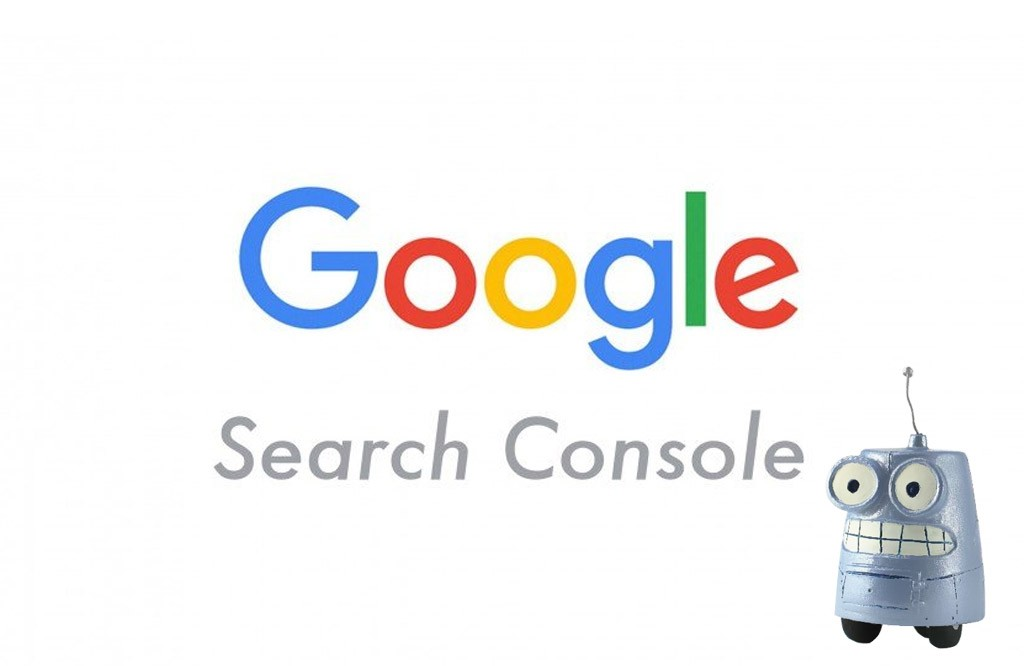 Modifications dans la search console