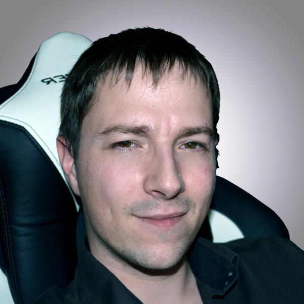 Charles Annoni, chef de projet webmarketing