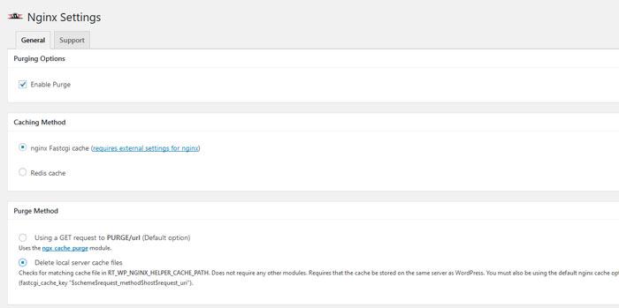 nginxhelper - Configurer votre site Wordpress sur un serveur optimisé pour la vitesse