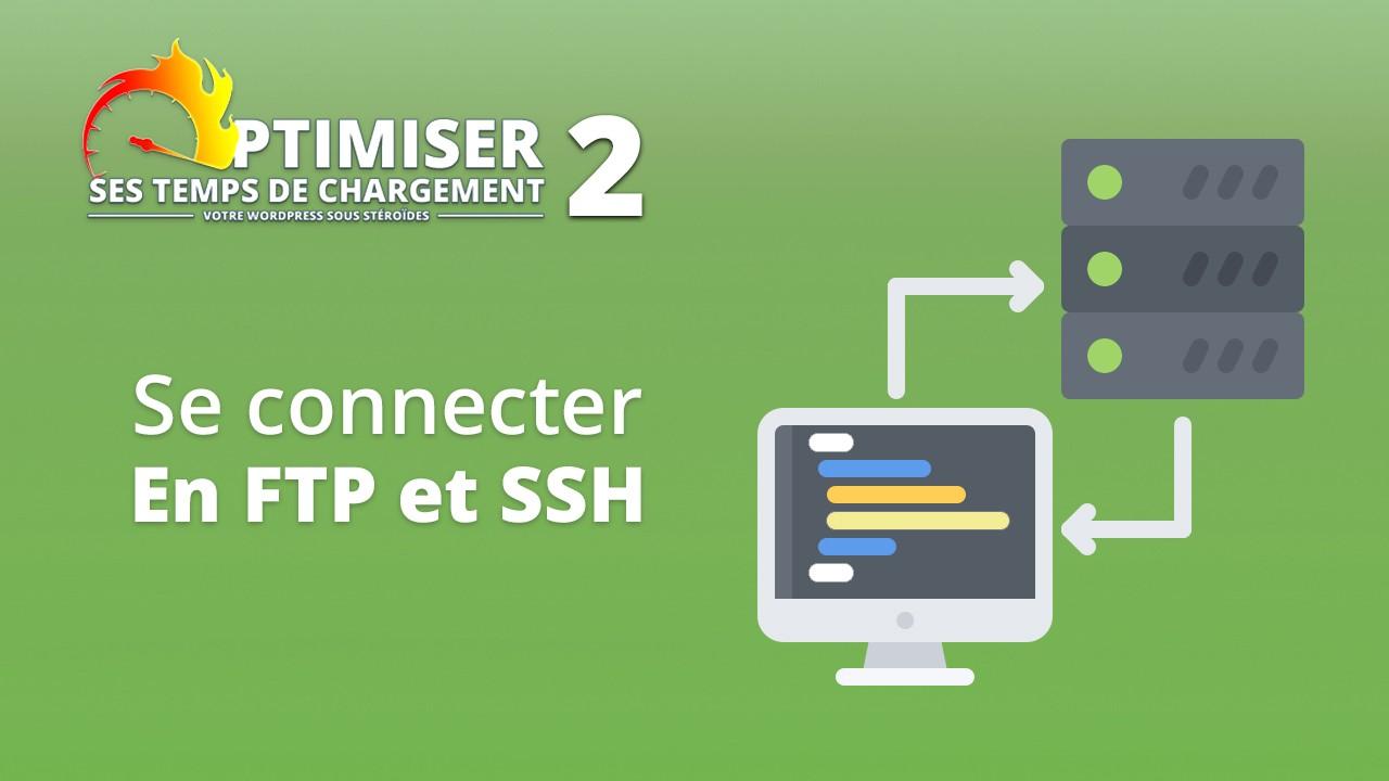 se connecter FTP SSH - Se connecter en SSH