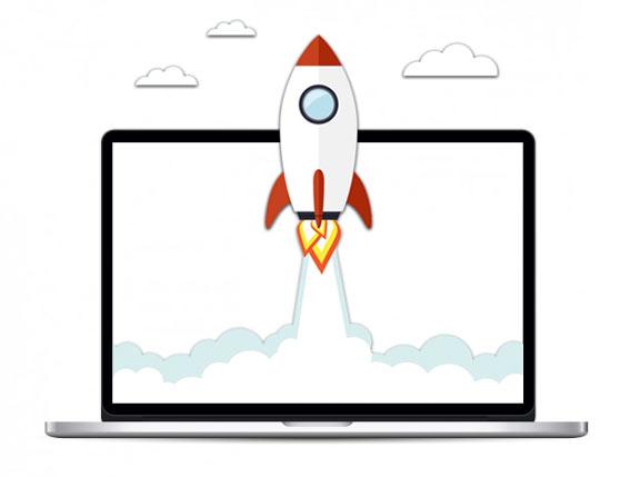 Vitesse chargement site web